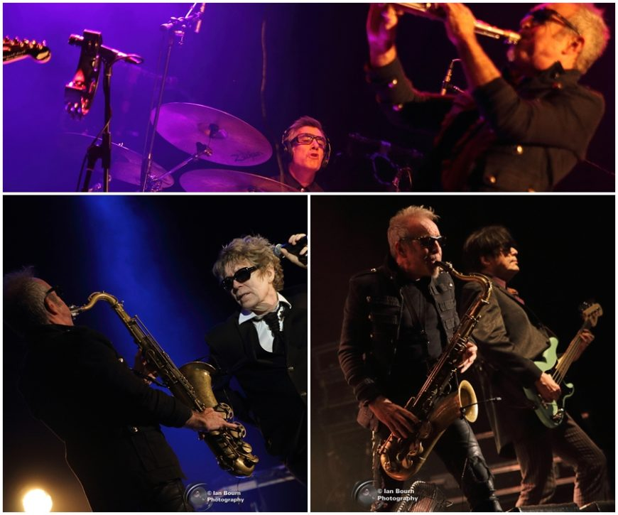 Psychedelic Furs: photo by Ian Bourn for Scene Sussex