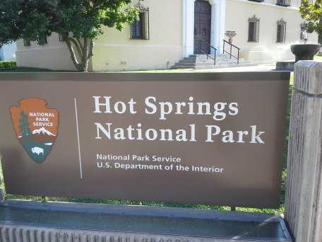 National Park in Hot Springs, Arkansas