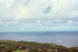 lovely countryside on Maui's North East Coast