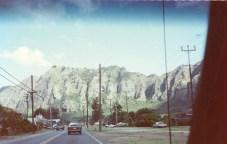 Many mountainous views