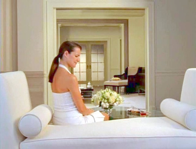 Charlotte York S Apartment From Sex And The City Scene