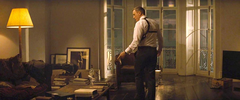 apartament 007 spectre