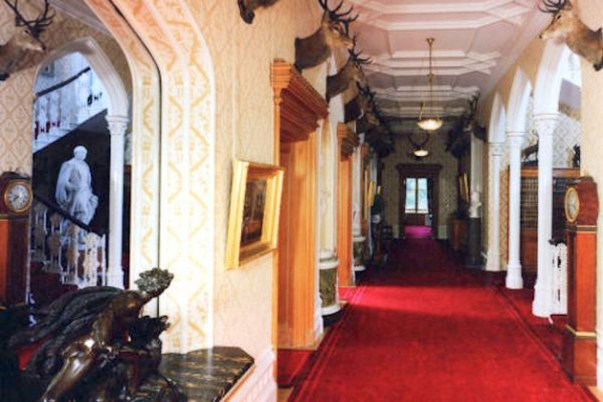 Inside Balmoral Castle The Queen S Summer Estate Scene