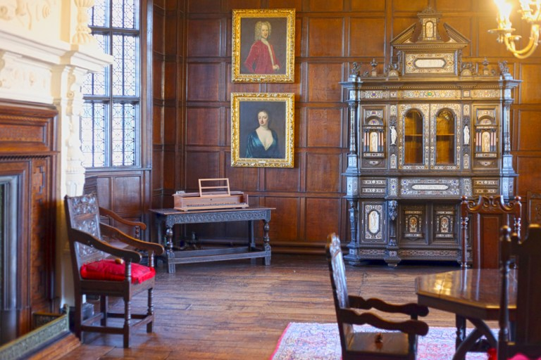 Tudor House Bramall Hall Scene Therapy