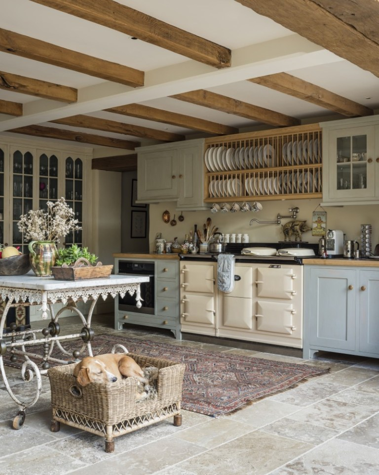 Country House Decor Kitchen
