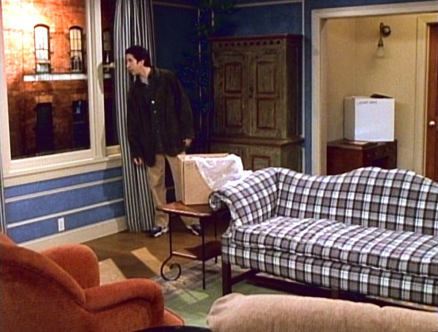 Rosss Apartment From Friends - Scene Therapy-1493