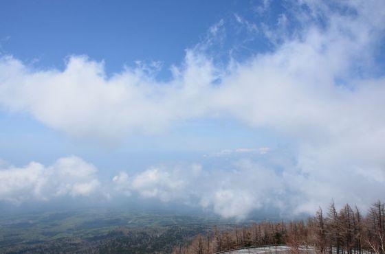 富士山スカイライン 五合目