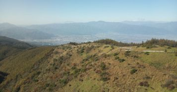 鉢伏山林道