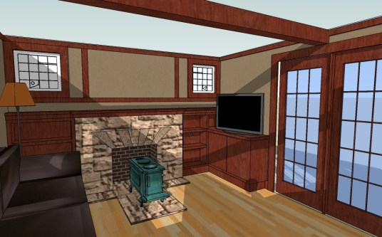 Kerkhof-Derry 1st Floor island kit-9