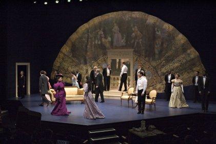 Lady Windermere's Fan by Oscar Wilde Directed by Irene Lewis September 24- October 24, 2004