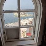 Bengtskärin majakan ikkuna