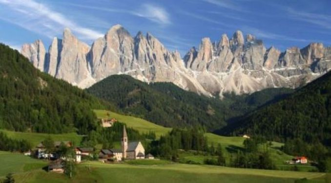 Dolomites 1C
