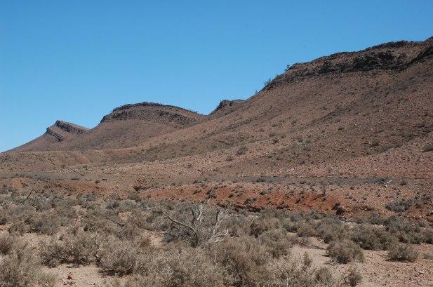 Mt Bayley Range