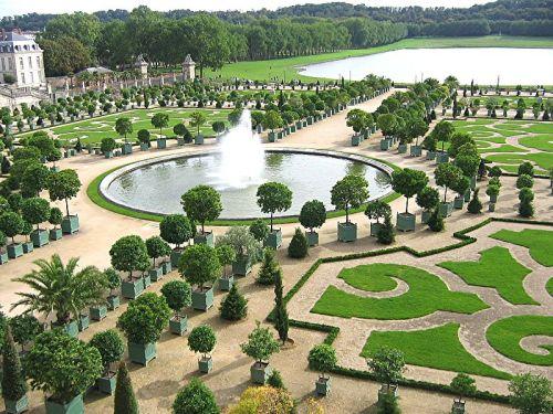 Versailles OrangerieC