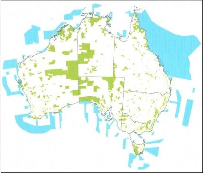 Aust national reserve system C