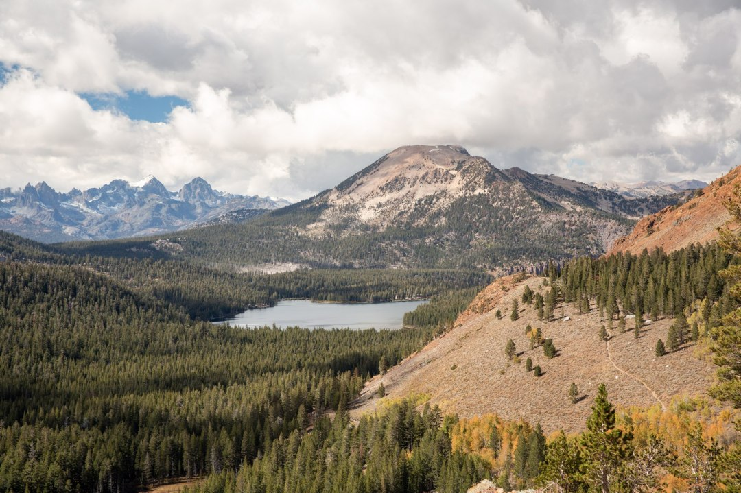 The Eastern Sierra -- home to a ton of the best locations for adventure elopements!