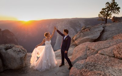 5 Best Yosemite Elopement Locations 2021