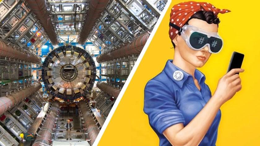 CERN / Cuentíficas