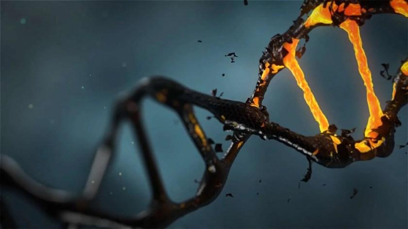 Terapia génica. Gen terapéutico. Edición genética.