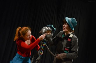 Puppetry scenography - Kindergarden plays A (2)