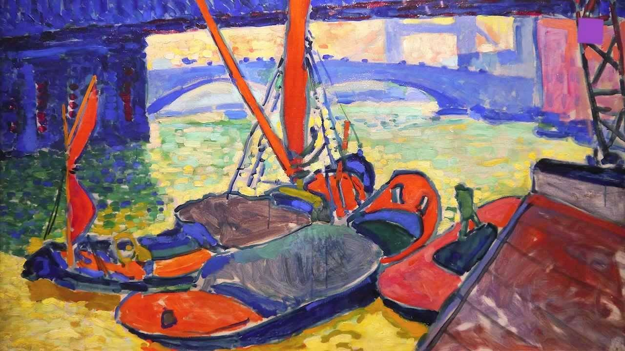 Matisse Fauves at Albertina