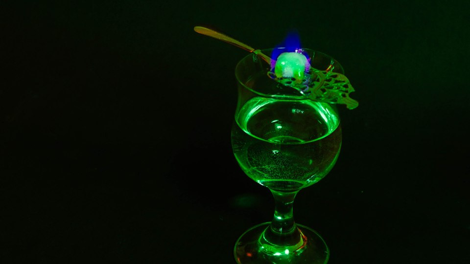 Artemisia, Absinthe & the Green Fairy