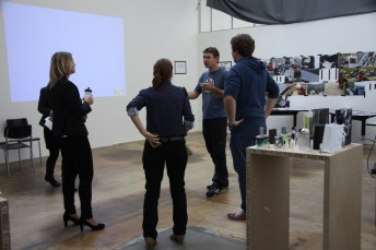 Documenting at Bern University of the Arts