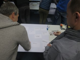Translating scent in the context of project identity work in an Executive Education program