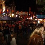 Scent design influences the behaviour of people in crowds at Eindhoven