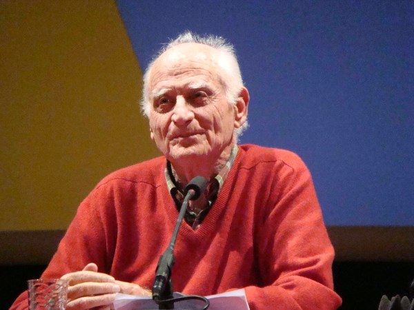 Michel Serres: the philosopher of the senses R.I.P.