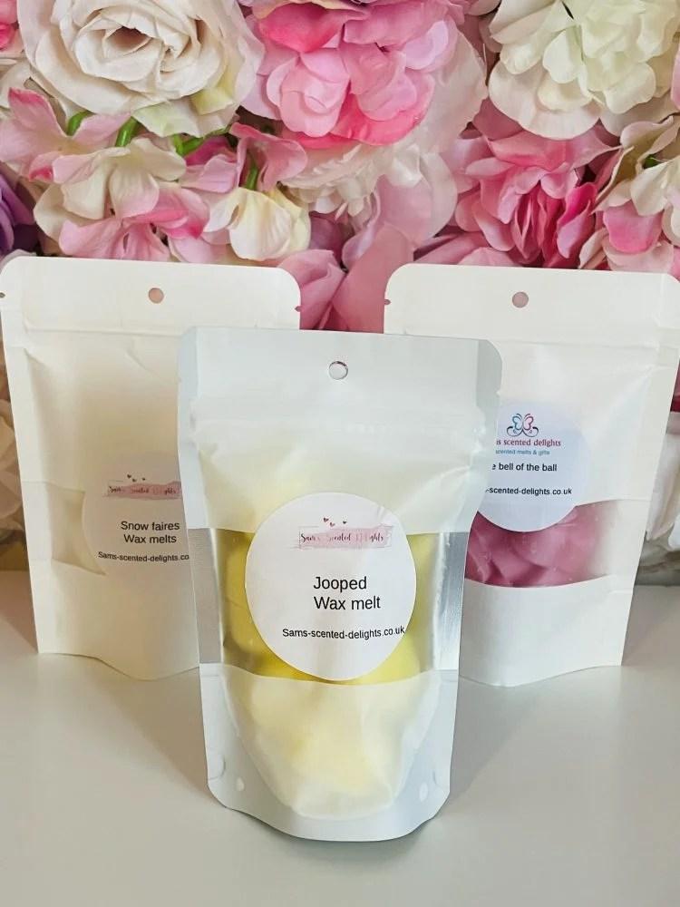 Heart Wax Melt Refill Bag