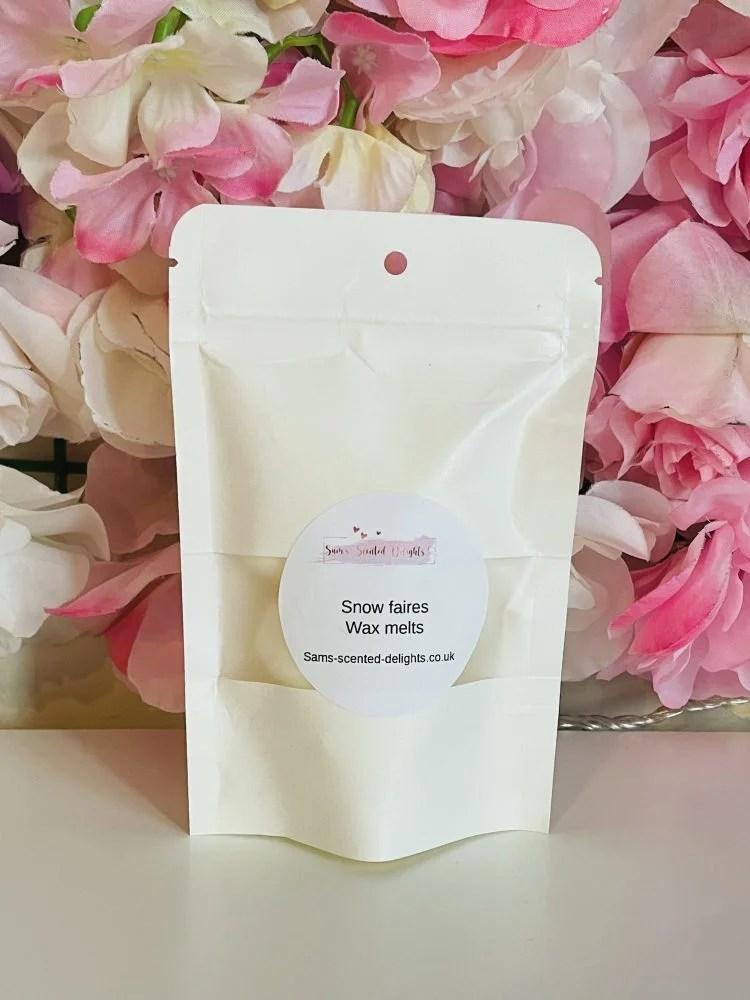 Snow Fairy Wax Melt Refill