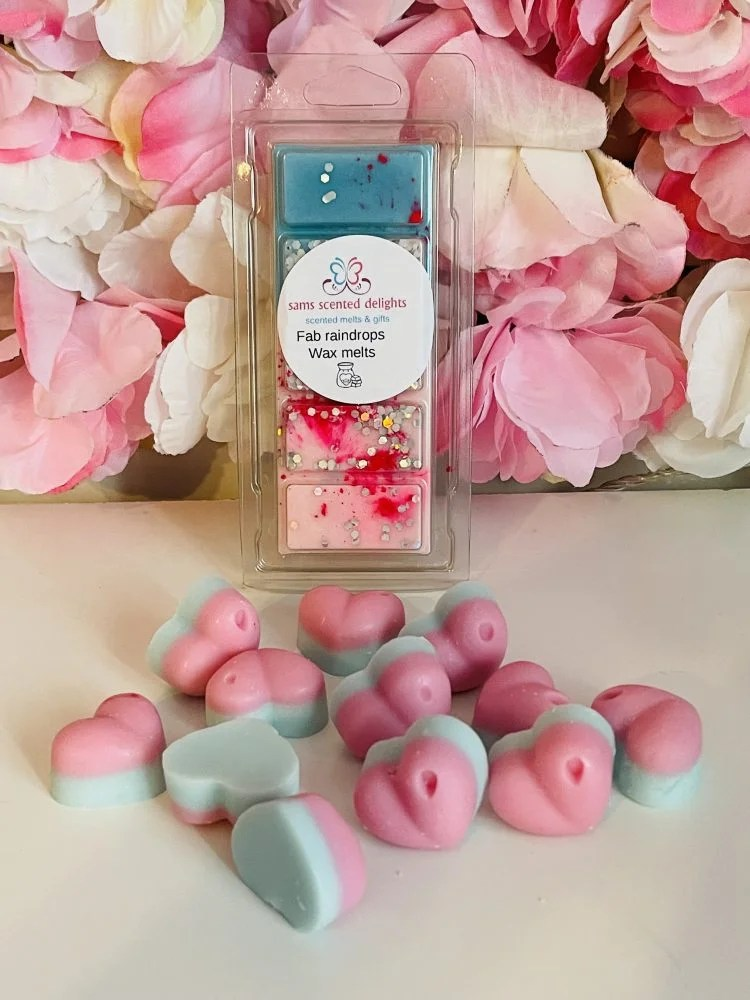 Scented Delights Snap Bar Wax Melts