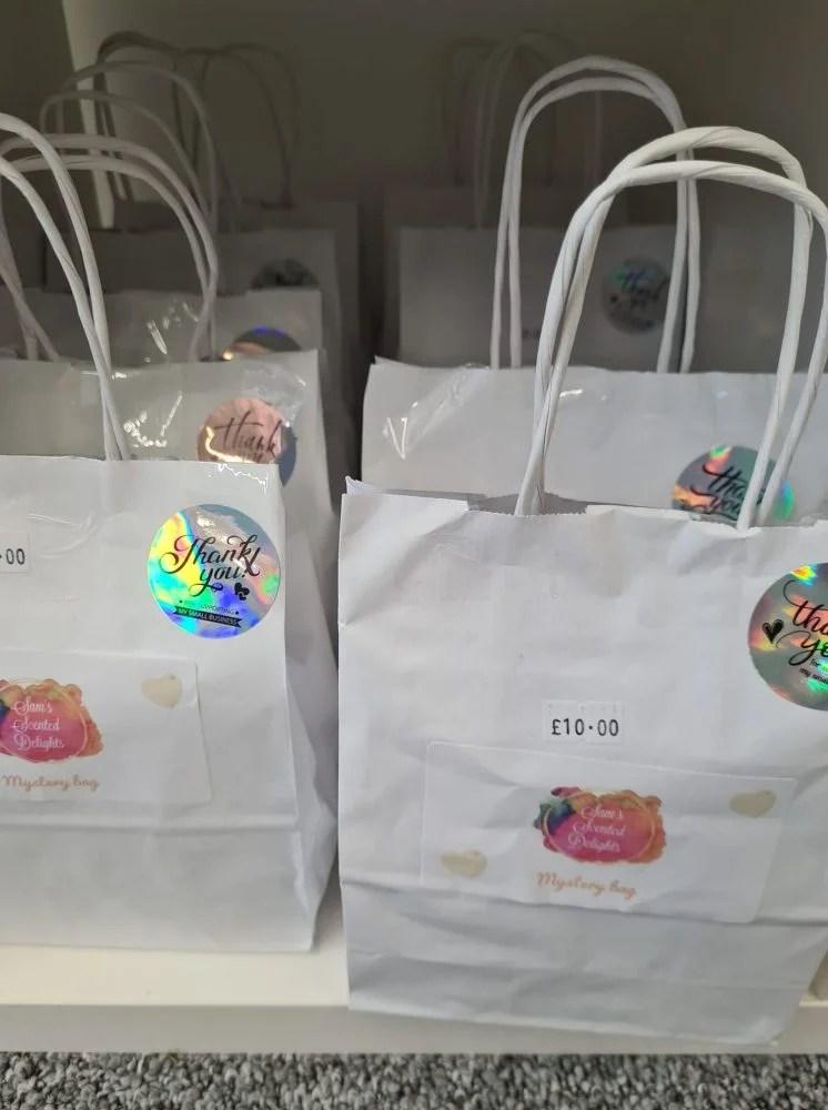 Wax Melt Mystery Bags