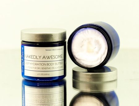Nakedly Awesome Whipped Body Butter