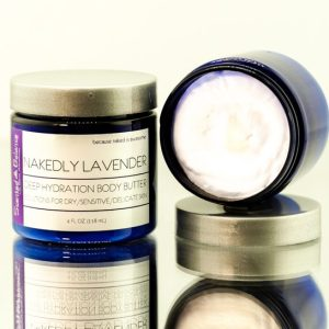 using Lavender essential oil for relaxing, Nakedly Lavender Whipped Body Butter