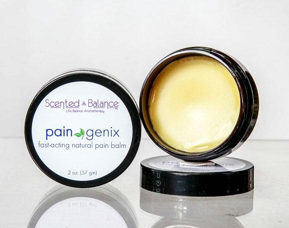 manage chronic pain, natural pain management, topical analgesic, PainGenix Fast Acting Natural Pain Balm