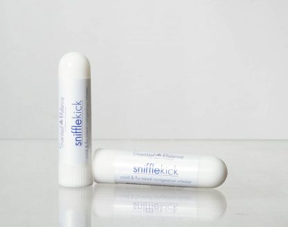 cough and cold, nasal congestion remedies, SniffleKick Cold and Flu Nasal Inhaler