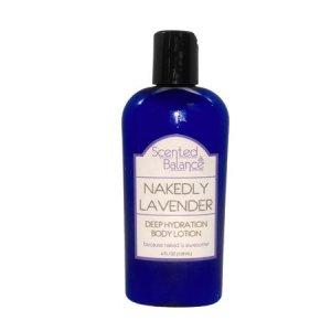 Nakedly Lavender Body Lotion, Vegan-Friendly Body Lotion, lavender to relax, lavender uses