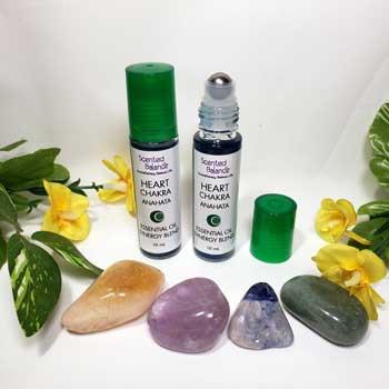 Heart Chakra Aromatherapy Rollerball