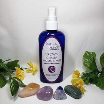 Crown Chakra Aromatic Mist