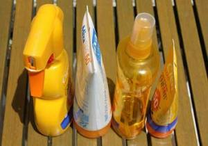 mineral sunscreen, natural sunscreen, zinc oxide