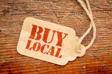 Buy Local, Shop Local, Think Outside Your Browser, Free Shipping Isn't Free, gift certificate, shift 10% of your holiday dollars