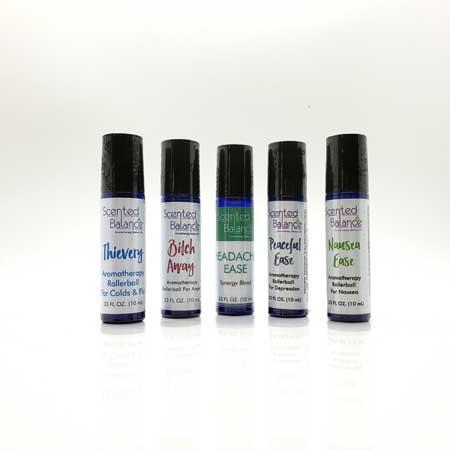 travel essentials, essential oils for travel