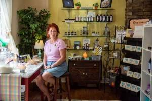 Melissa Curran, Certified Aromatherapist, Scented Balance Aromatherapy Shop, Pure Essential Oils