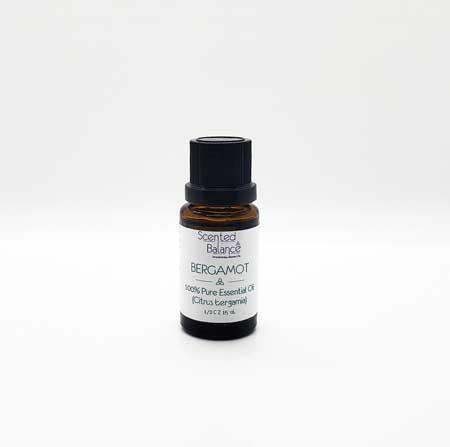 Bergamot Essential Oil, warm citrus, bergamot for depression