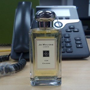 Jo Malone 154 Cologne Actual with Phone