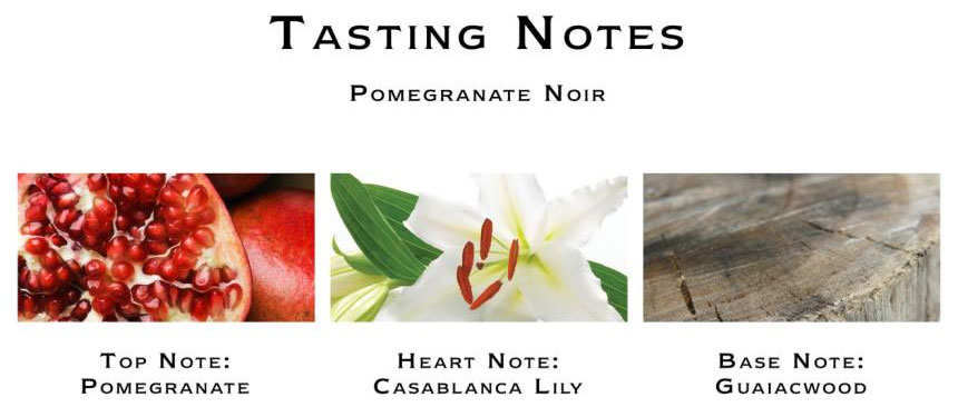 Jo Malone Limited Edition Pomegranate Noir Notes