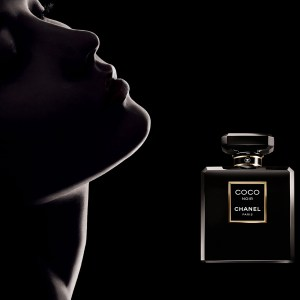 Chanel Coco Noir Poster