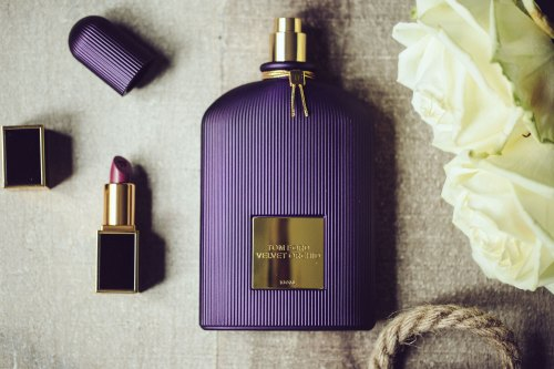 Tom Ford Velvet Orchid Lumiere Actual